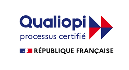 Logo certification qualiopi bilan de compétences